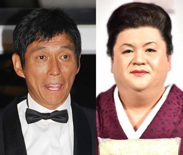 (左から)明石家さんま、マツコ・デラックス(C)ORICON NewS inc.
