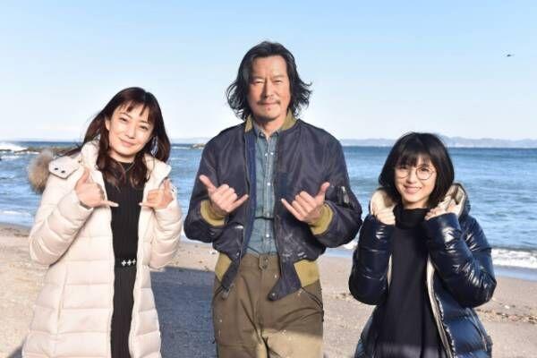 豊川悦司が『ウチの娘は、彼氏が出来ない!!』に主要キャストで登場(C)日本テレビ