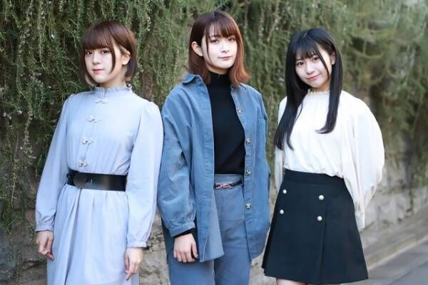 kiraboshi/(左から)木下友里・涼邑芹・森下舞桜(C)Deview