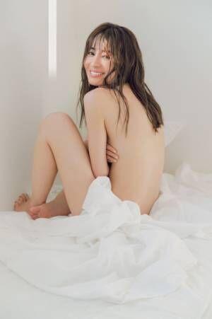 『FLASH』に登場した新山千春(C)光文社/週刊FLASH-写真◎倉本ゴリ