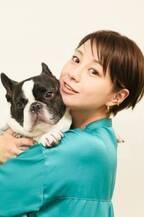 田中美保、愛犬の皮膚疾患治療の苦労明かす 夫と分担でお世話