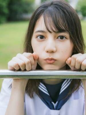 日向坂46・小坂菜緒1st写真集の発売が決定撮影/藤原宏