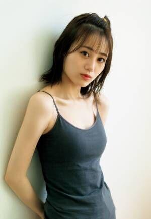 『週刊プレイボーイ』18号に登場する伊藤美来(C)細居幸次郎/週刊プレイボーイ