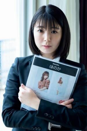 『週刊プレイボーイ』18号に登場する池田桃子(C)唐木貴央/週刊プレイボーイ