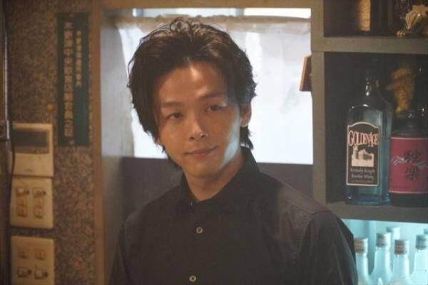 中村倫也が主演する移動珈琲物語=テレビ東京系ドラマ『珈琲いかがでしょう』第3話(4月19日放送) (C)「珈琲いかがでしょう」製作委員会