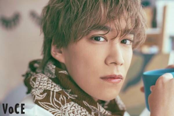 『VOCE』6月号に登場するKis-My-Ft2・千賀健永