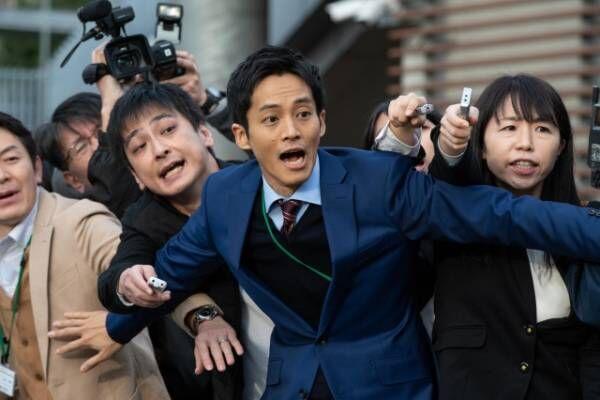 『今ここにある危機とぼくの好感度について』で大学広報マンを演じる松坂桃李(C)NHK