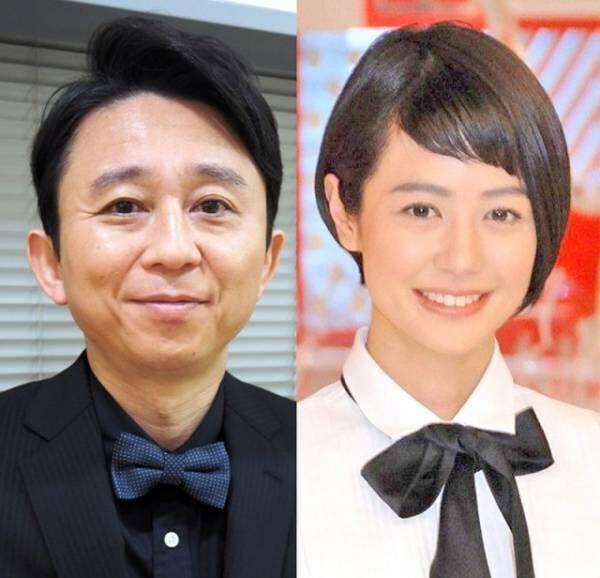 (左から)有吉弘行、夏目三久アナウンサー (C)ORICON NewS inc.