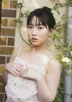 HKT48田中美久『BUBKA』初表紙で元気・かわいい・セクシー全開 「最新で最強」ビジュアル