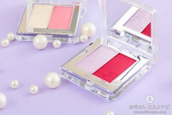 【JILL STUART Point makeup Collection特集第2弾!】『ジルスチュアート ブレンドブラッシュブロッサム』で星の輝きをまとう頬へ
