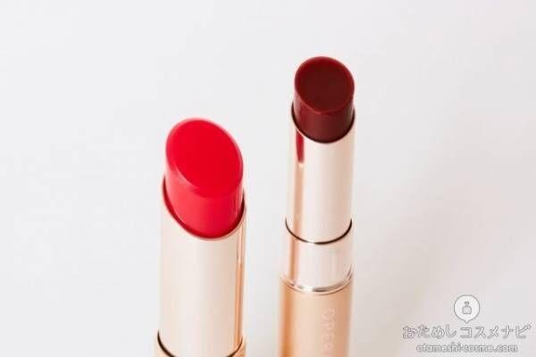 【明日発売】苦くて甘い恋の色! 赤ピンク&チョコレートカラーの『オペラ バレンタイン限定リップ』で大人可愛いロマンティックな唇に