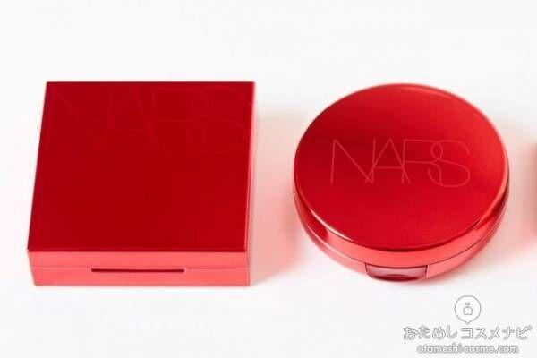 【ベストコスメ受賞】『NARS ニューイヤーコレクション』のアイテムでメイクしてみた!今だけの限定パッケージも要チェック!