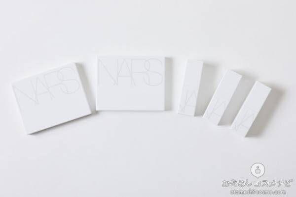 【限定】NARS史上初の日本限定コレクション『NARS ZEN COLLECTION』がブランド史上初の白いパッケージで登場!