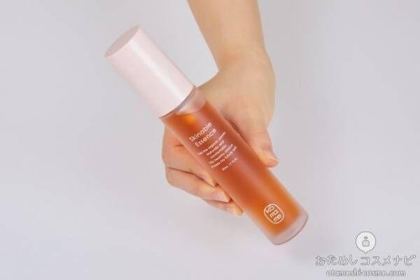 敏感肌さん必見! 小豆の力で健やかな肌へ導く、シンプル処方のオーガニック美容液『スキナブルエッセンス』