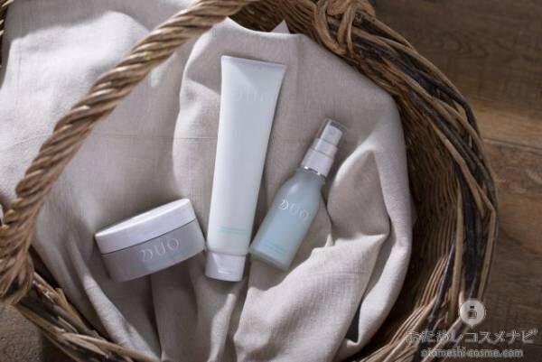 うるおいによる肌バリアを底上げ! DUO(デュオ)の敏感ラインに洗顔料と先行型ミスト美容液が新登場!