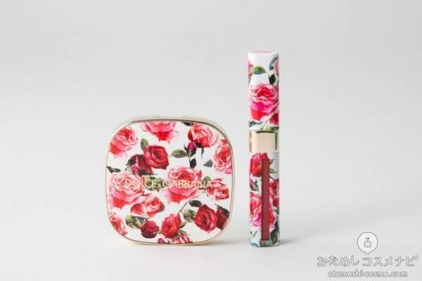 ドルチェ&ガッバーナからバラをモチーフにした限定コフレ『ドルチェローズ フェイス&リップセット』と限定チークが登場!