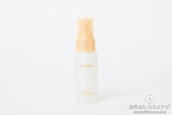 さらっとみずみずしい&シトラスのさわやかな香り♡汗・水・乾燥によるメイク崩れを予防する『キスミー 化粧持ちミスト』が新登場