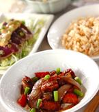 今日の献立は「豚肉のワイン煮」 E・レシピ