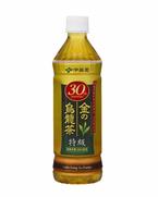 伊藤園、希少品種の特級烏龍茶葉を100%使用した「金の烏龍茶 特級」を発売