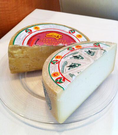 【プレゼント】ランチしながら美味しく学べる!イタリアチーズの基礎知識