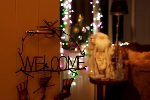 サンタクロースとご対面!帝国ホテル東京のクリスマス