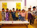 【参加無料:終了】「親子で作る!モールアートワークショップ」に5組10名様、ご招待!