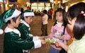 デンマークの環境親善大使「グリーンサンタ(R)」もやってくる! キッザニア東京のクリスマス