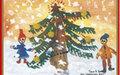 福島とチェルノブイリの子どもたちの絵がクリスマスカードになって発売