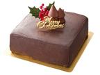生チョコ発祥の店、『シルスマリア』の 手作りクリスマスケーキ!