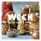 ドイツのガラス容器「WECK」を使った、初のレシピブックが発売!