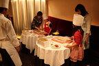 親子でケーキ作りに挑戦!ホテル グランパシフィック LE DAIBAの「バレンタイン親子お菓子教室」