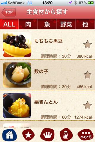 世界初、おせち料理のアプリが登場!「覚えておきたい基本のおせち」