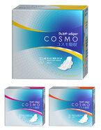 日本初上陸! 新素材の生理用ナプキン「ウィスパー コスモ吸収」を使ってみた