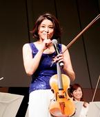 0歳から楽しめる「高嶋ちさ子 バギーコンサート」が東京ミッドタウンで開催