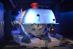 新江ノ島水族館が世界初となる「しんかい2000」常設展示をスタート