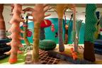 子どもと一緒に楽しめる夢の世界。クリスマスをテーマにした、ドナ・ウィルソンの展示開催!