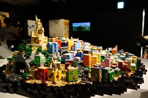親子で楽しめるチャリティ展『PIECE OF PEACE -「レゴ(R)ブロック」で作った世界遺産展PART-3-』レポート