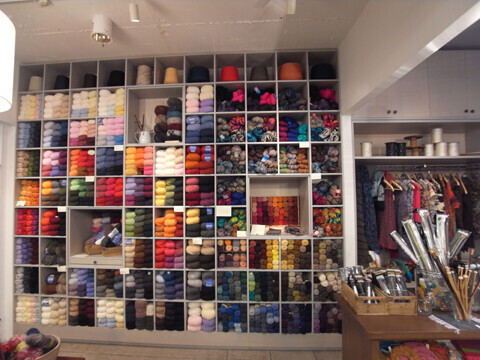 世界中の糸を集めた専門店「Keito」とは?