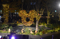 表参道原宿でディズニーのクリスマスプロジェクト開催中 !