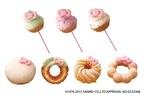 ミスタードーナツ『misdo HELLO KITTYキャンペーン』4月1日(月)スタート~ハローキティとミスタードーナツがコラボレーションしたドーナツが初登場!~