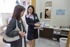 TOTOショールームに見学へ 「進化したトイレテクノロジーに感動!」
