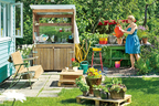 春にぴったり! 北欧と英国のアーティストたちのステキな庭を紹介した新刊