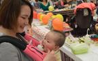 大盛況だったウーマンエキサイト主催「ママまつり」! たくさんのママたちも満足の笑顔