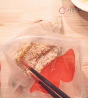 """【料理動画】バッター液で衣サクサク! """"ささみの胡麻チーズフライ""""レシピ"""