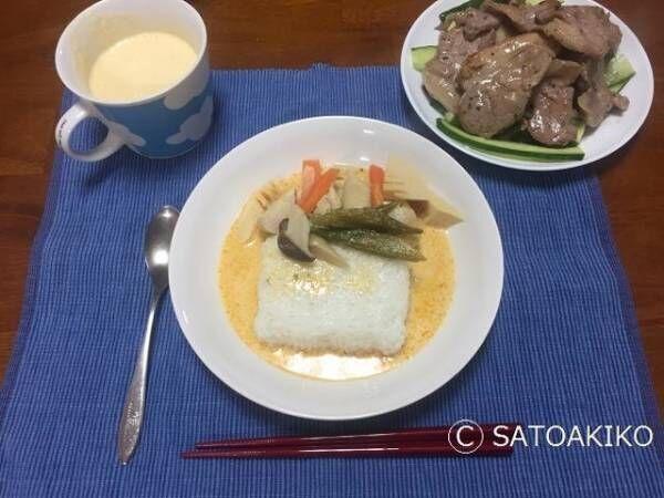 手軽にアジアン気分! スンドゥブ丼とトムカーガイ丼の簡単レシピ