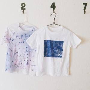 アイデア次第で変幻自在!? Tシャツのおしゃれなリメイク術3選