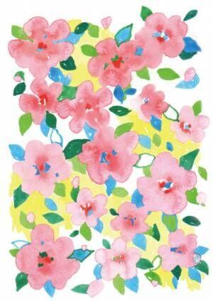 イラストレーター『岡崎マリー』- ガーリーなイラストの数々に乙女心をくすぐられる。【Creation by Ladies -Vol.2-】