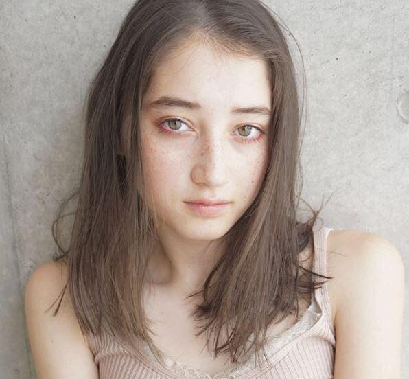 """""""透き通るニュアンスカラー""""なら『LOAVE AOYAMA』のyokoさんにおまかせ!"""