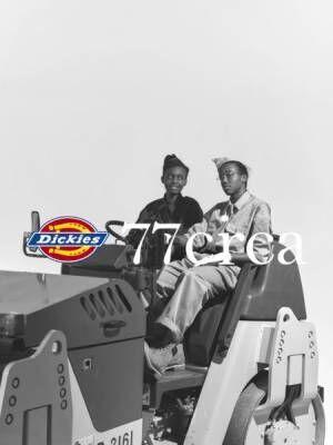 あの『ディッキーズ』が、リメイクの名手『77サーカ』とコラボ! 今の気分を取り入れた、新感覚のワークウェアに注目。