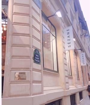 パリジェンヌに今一番人気のコンセプトストア『アパルトマン・セザンヌ』